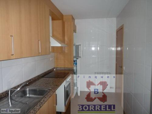 For rent of flat in Mollerussa