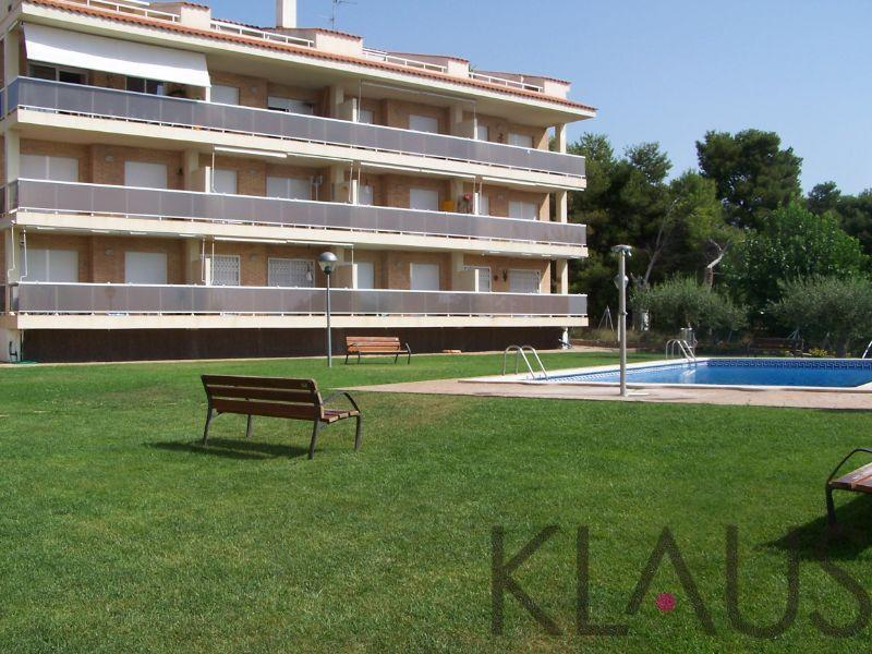 For rent of flat in Alcanar