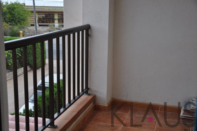 Uthyrning av lägenhet i Alcanar