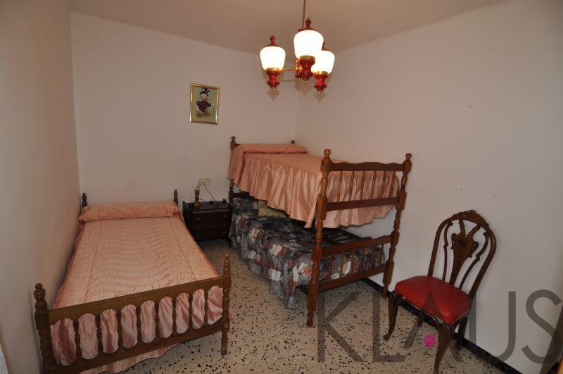 For rent of chalet in Alcanar