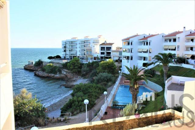 For sale of apartment in Alcanar playa