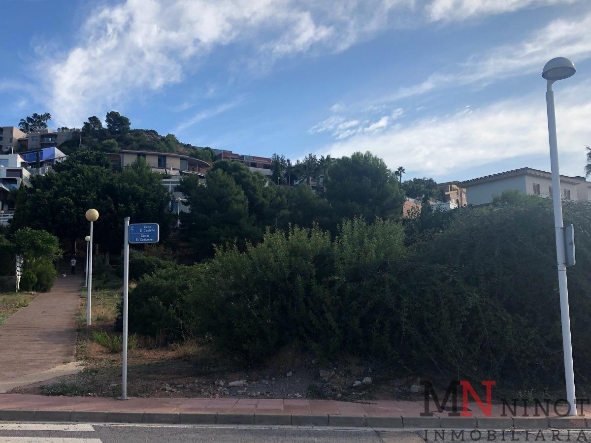 For sale of land in Oropesa del Mar