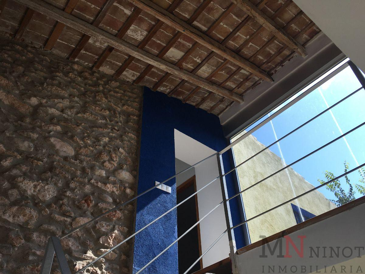 For sale of house in Burriana