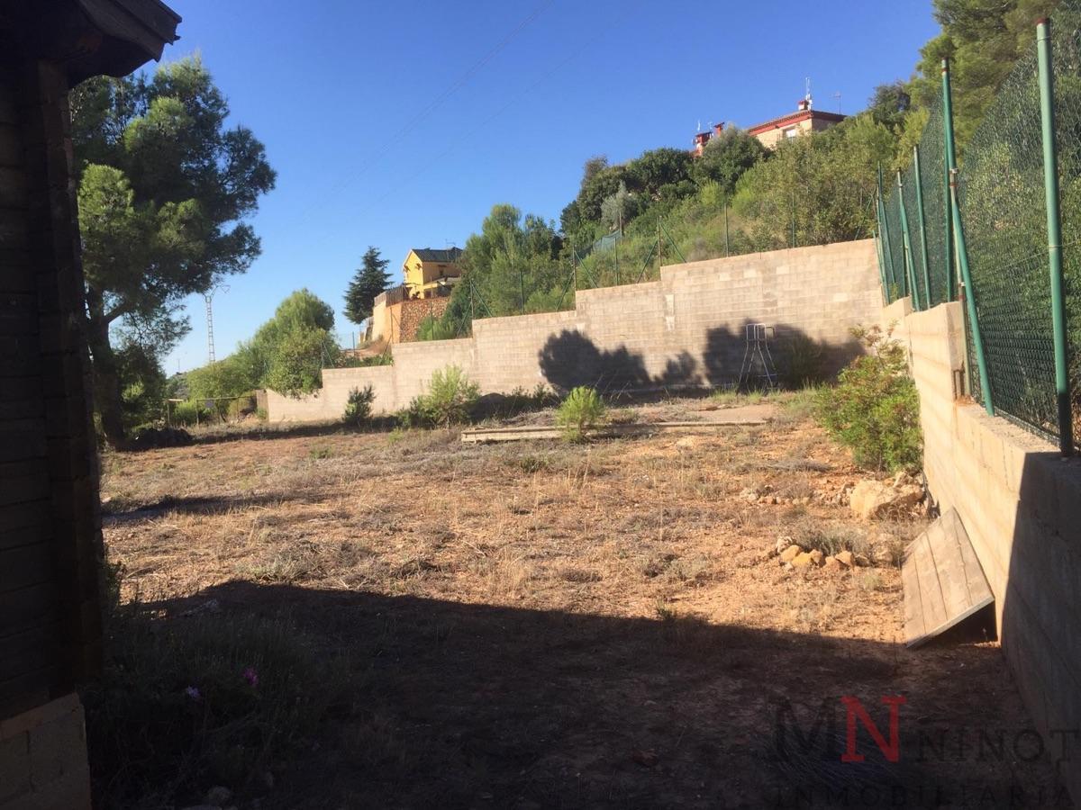 For sale of land in Borriol
