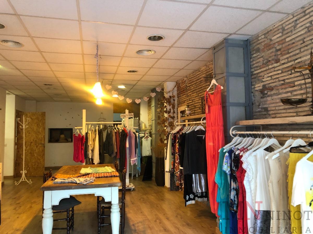 For rent of commercial in Almazora