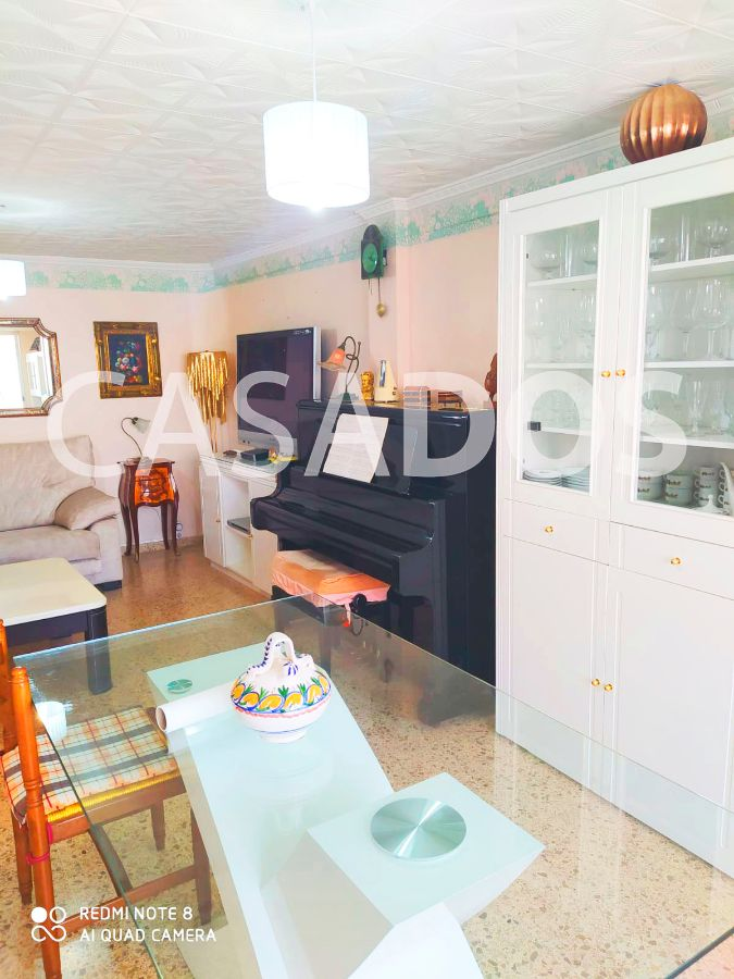 For sale of flat in Beniparrell