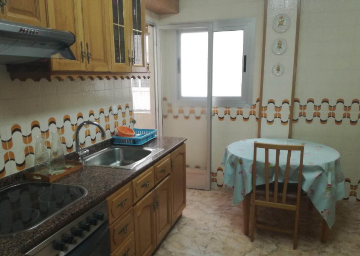 Alquiler de piso en Manises