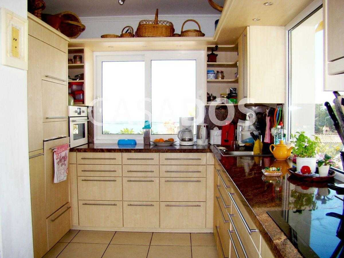 For sale of chalet in Moraira