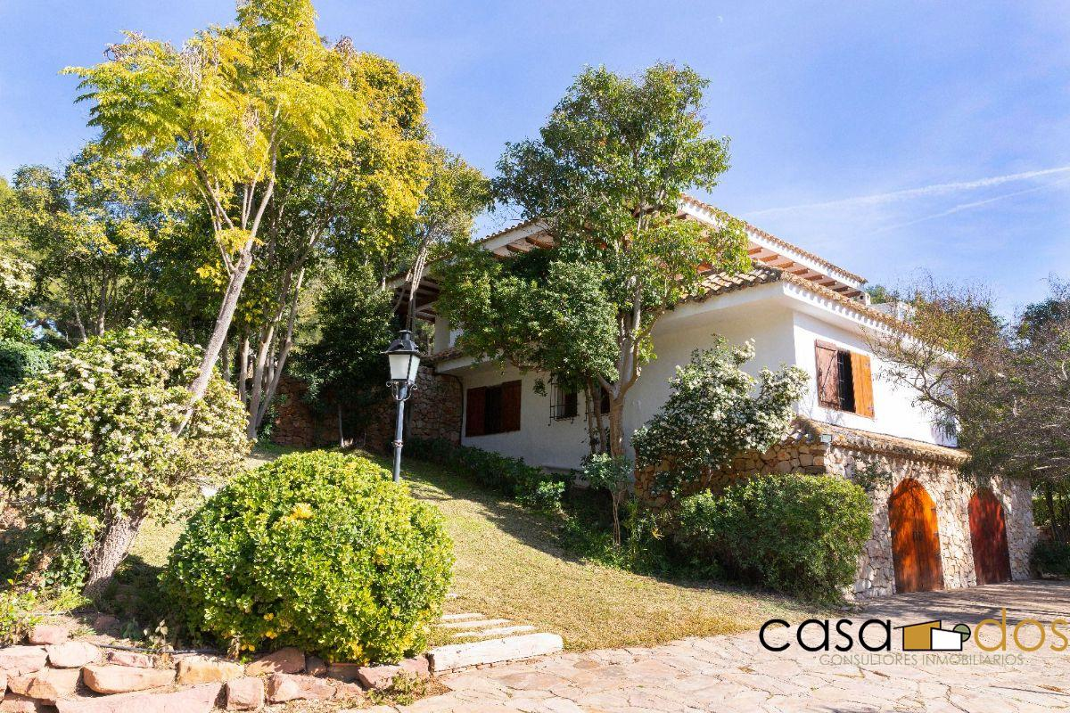 For rent of chalet in Náquera