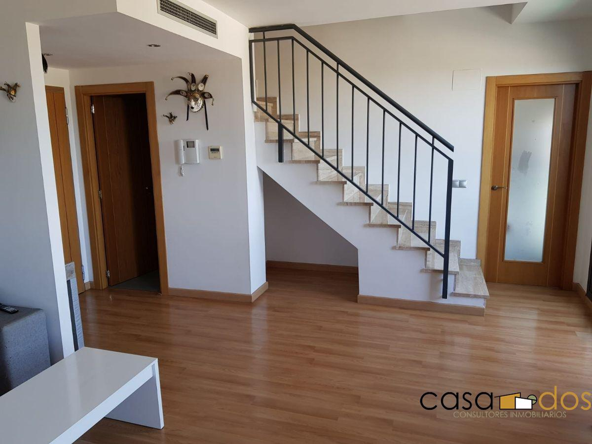 For rent of penthouse in Torrent