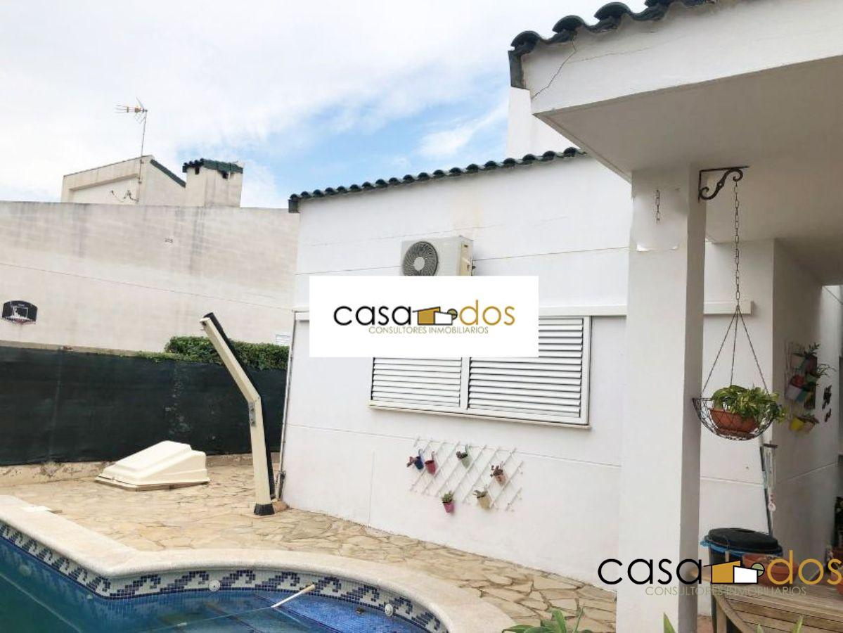 For rent of chalet in Llíria