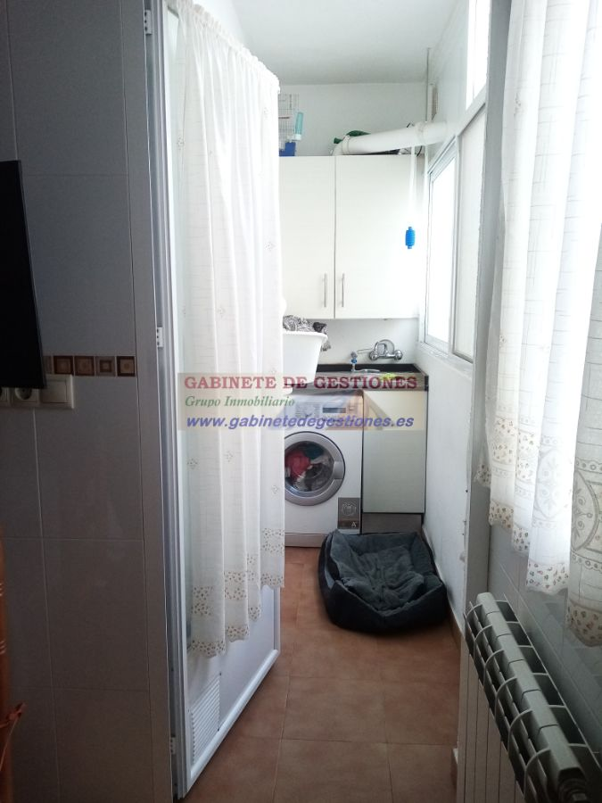 For sale of flat in La Roda