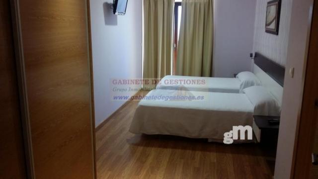 For sale of hotel in Montealegre del Castillo