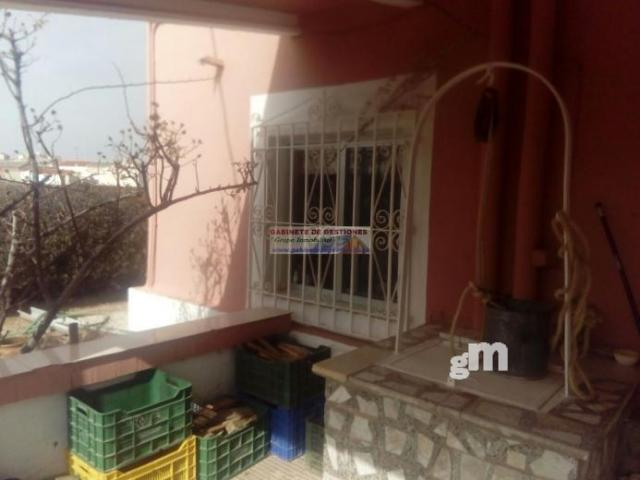 For sale of chalet in Barrax