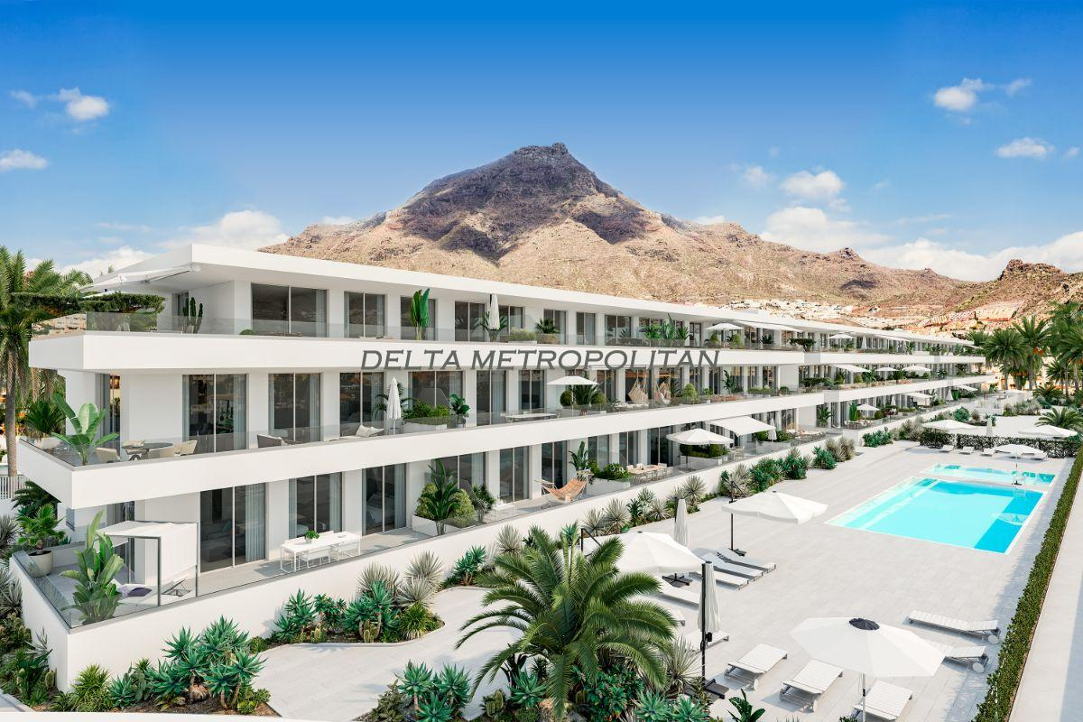 For sale of apartment in Costa Adeje