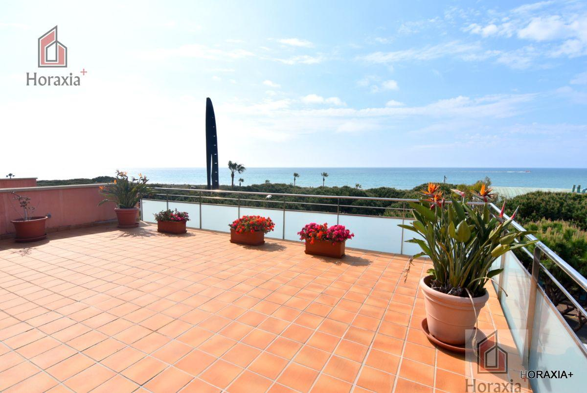 For rent of penthouse in Gavà