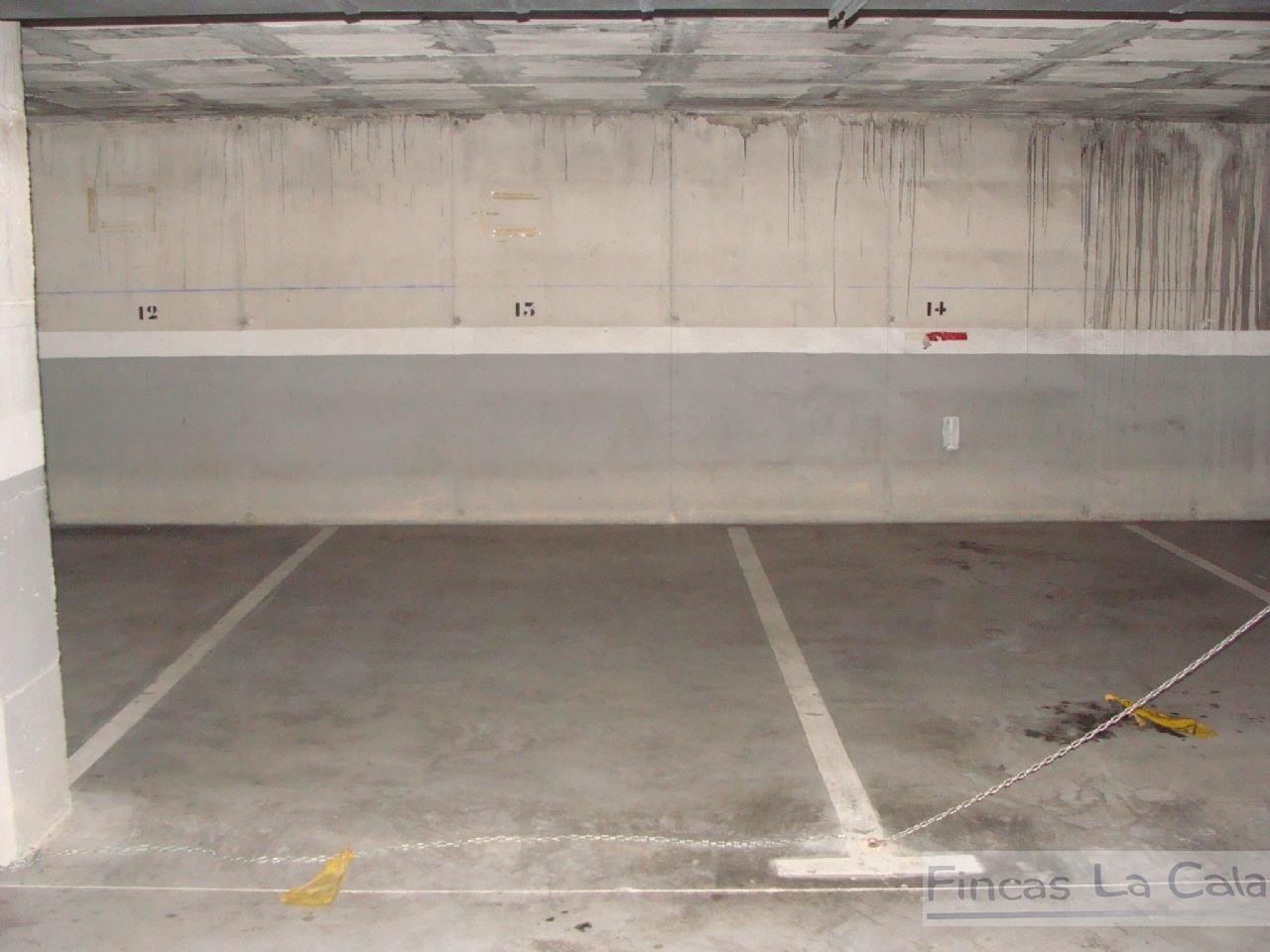 De location de garage dans Finestrat