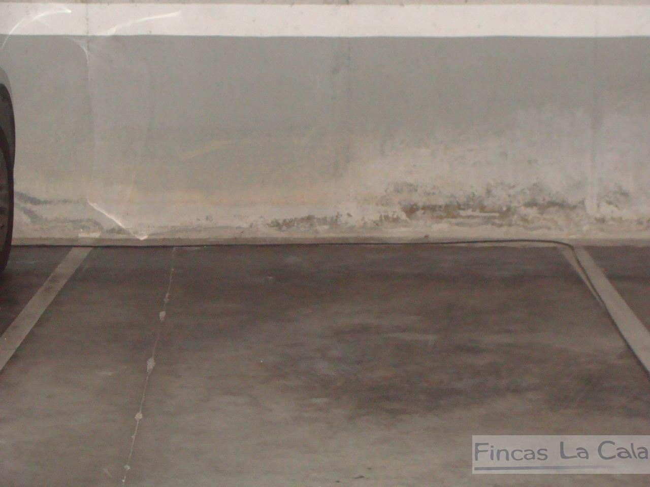 For rent of garage in Finestrat