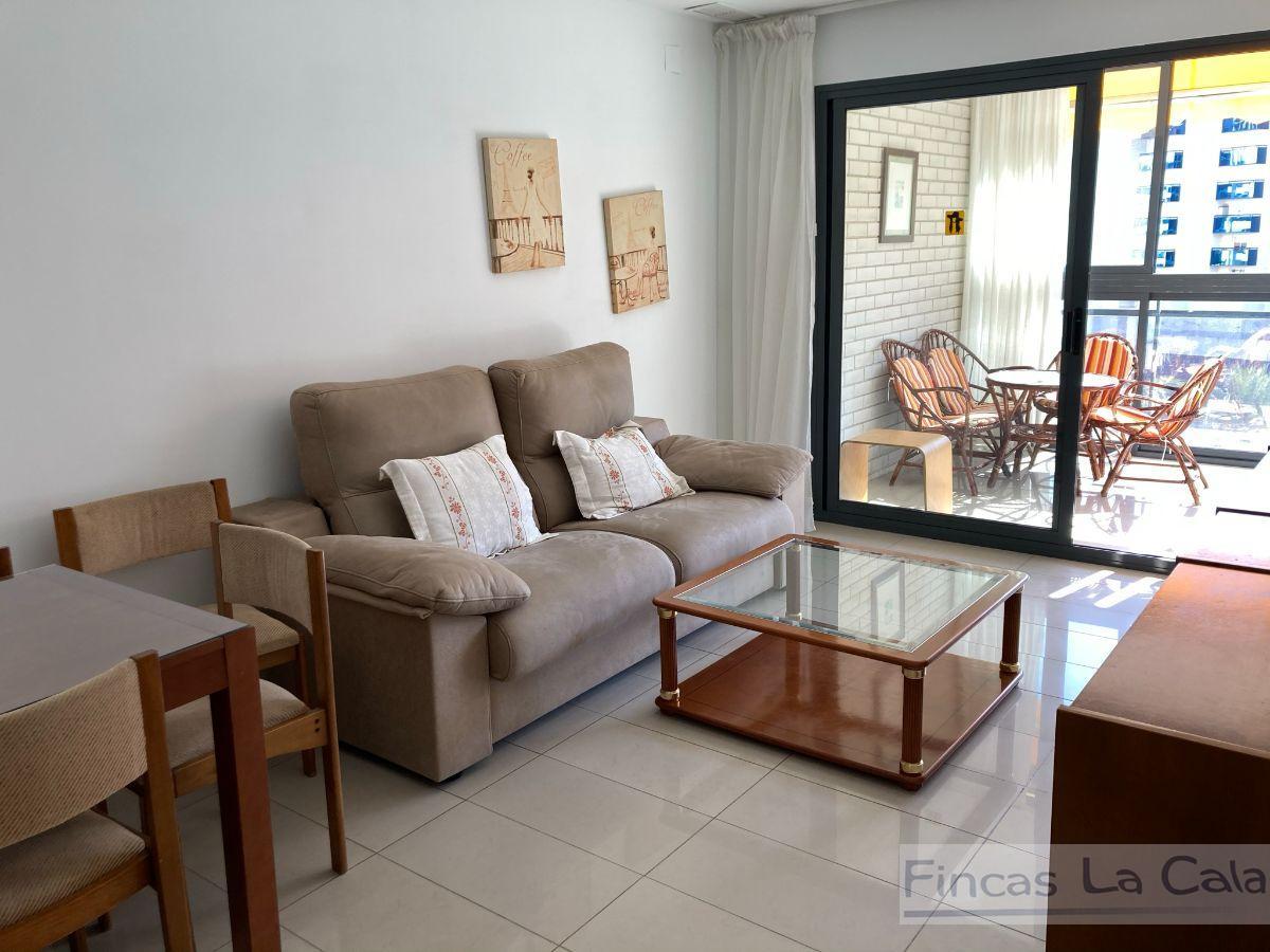 Alquiler de apartamento en Villajoyosa