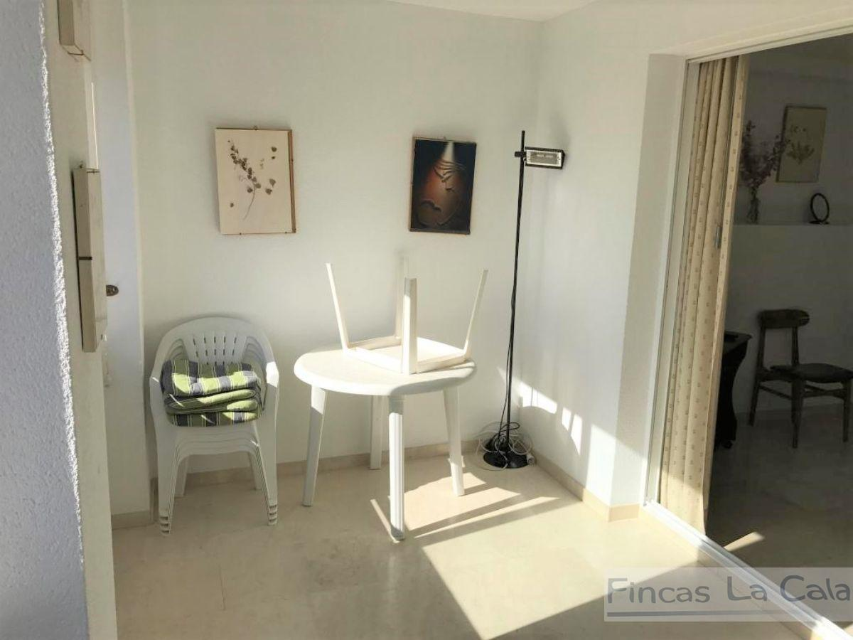 For rent of apartment in Villajoyosa