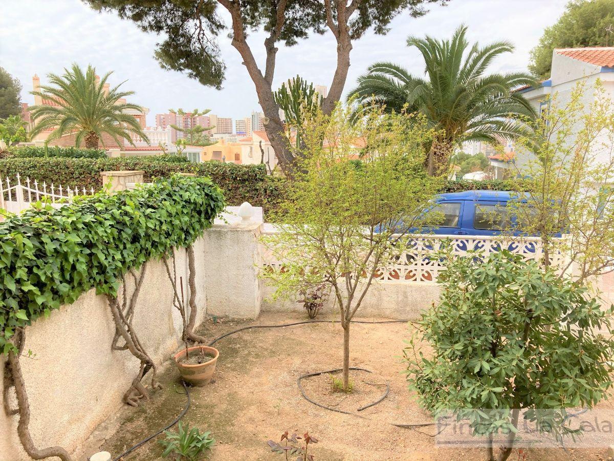For sale of villa in Benidorm