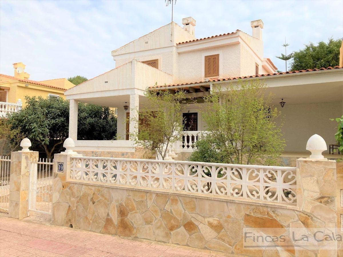 Vente de villa dans Benidorm