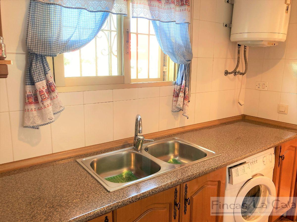For sale of apartment in Finestrat