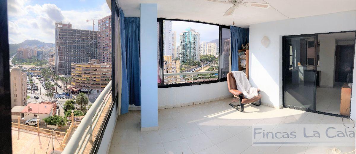 Vente de appartement dans Finestrat