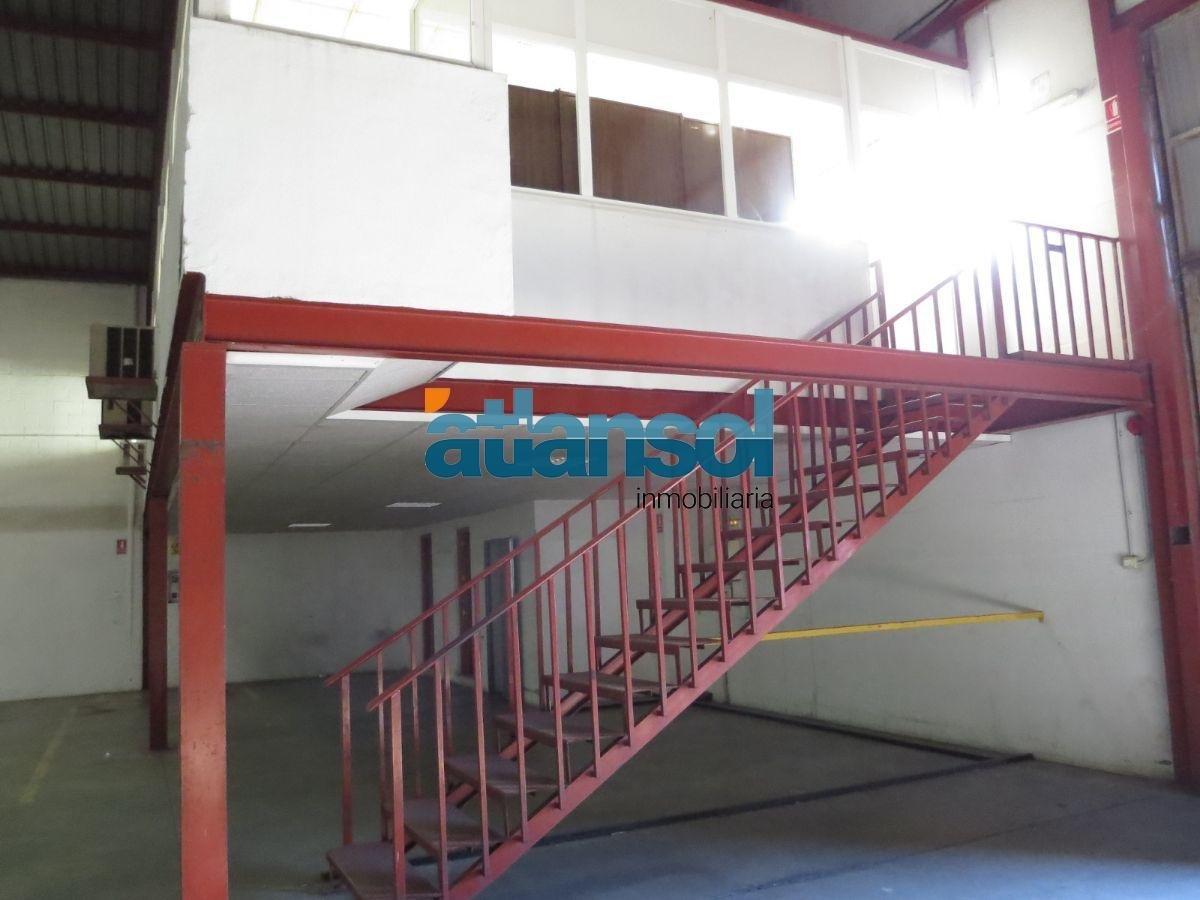 Alquiler de nave industrial en El Puerto de Santa María