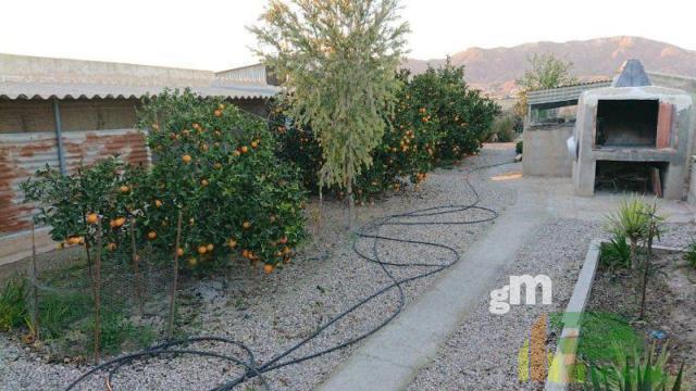 For sale of house in La Hoya de Lorca