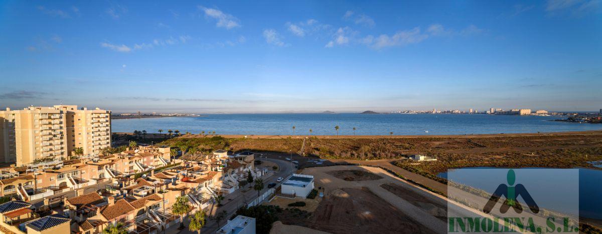 For sale of new build in La Manga del Mar Menor