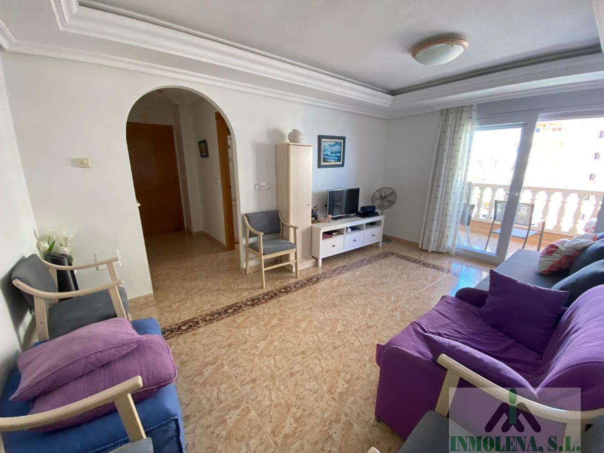 For sale of flat in La Manga del Mar Menor