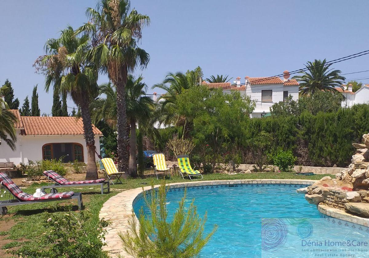 For sale of villa in Dénia