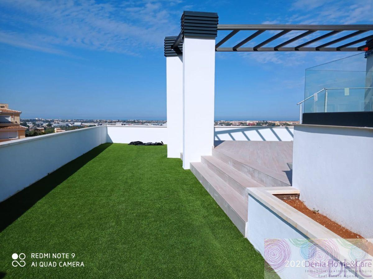 For sale of apartment in Dénia
