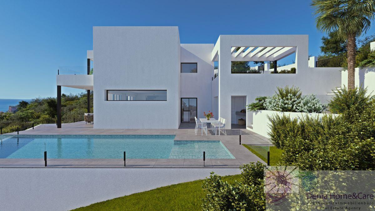 For sale of villa in Jávea-Xàbia