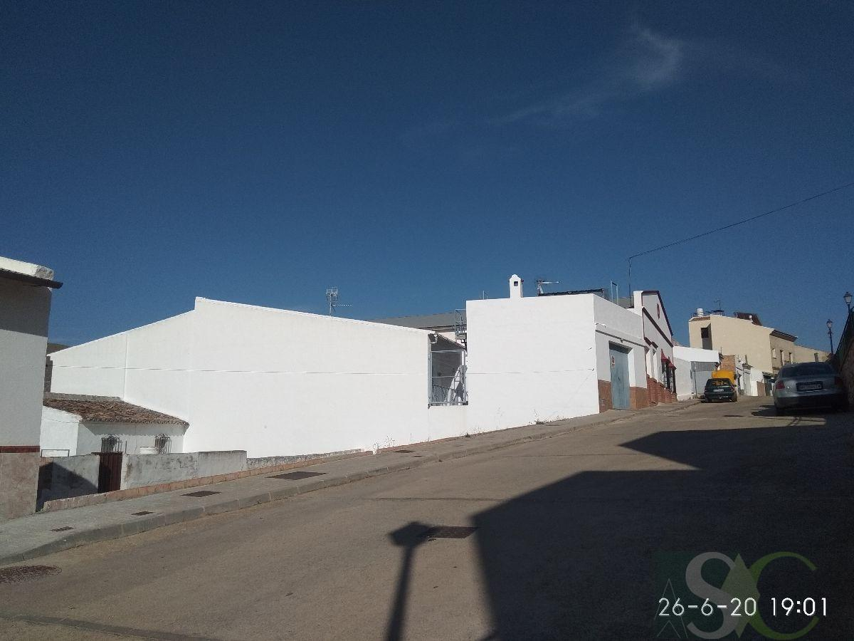 For sale of land in Teba
