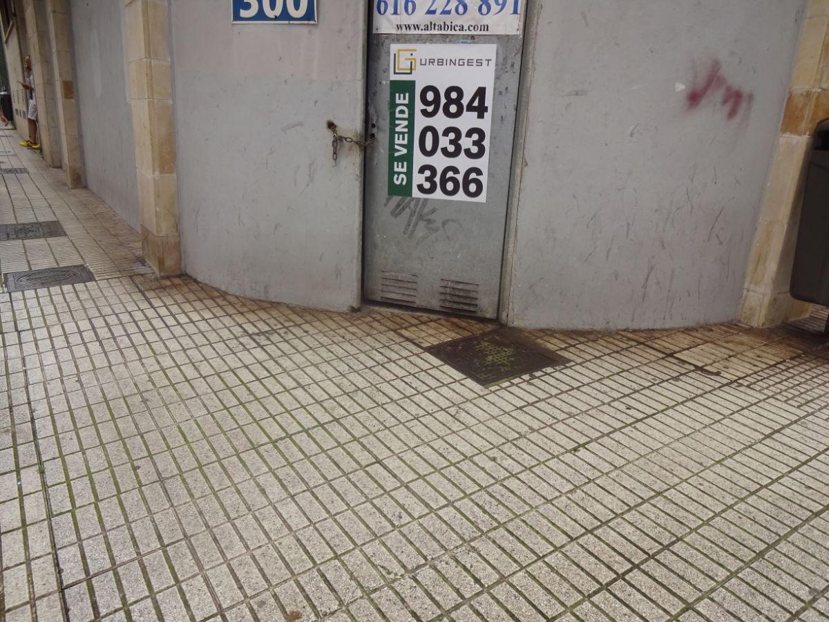 Venta de local comercial en Gijón