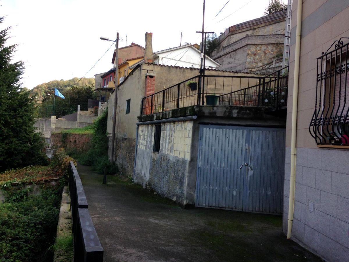 For sale of land in Mieres Asturias