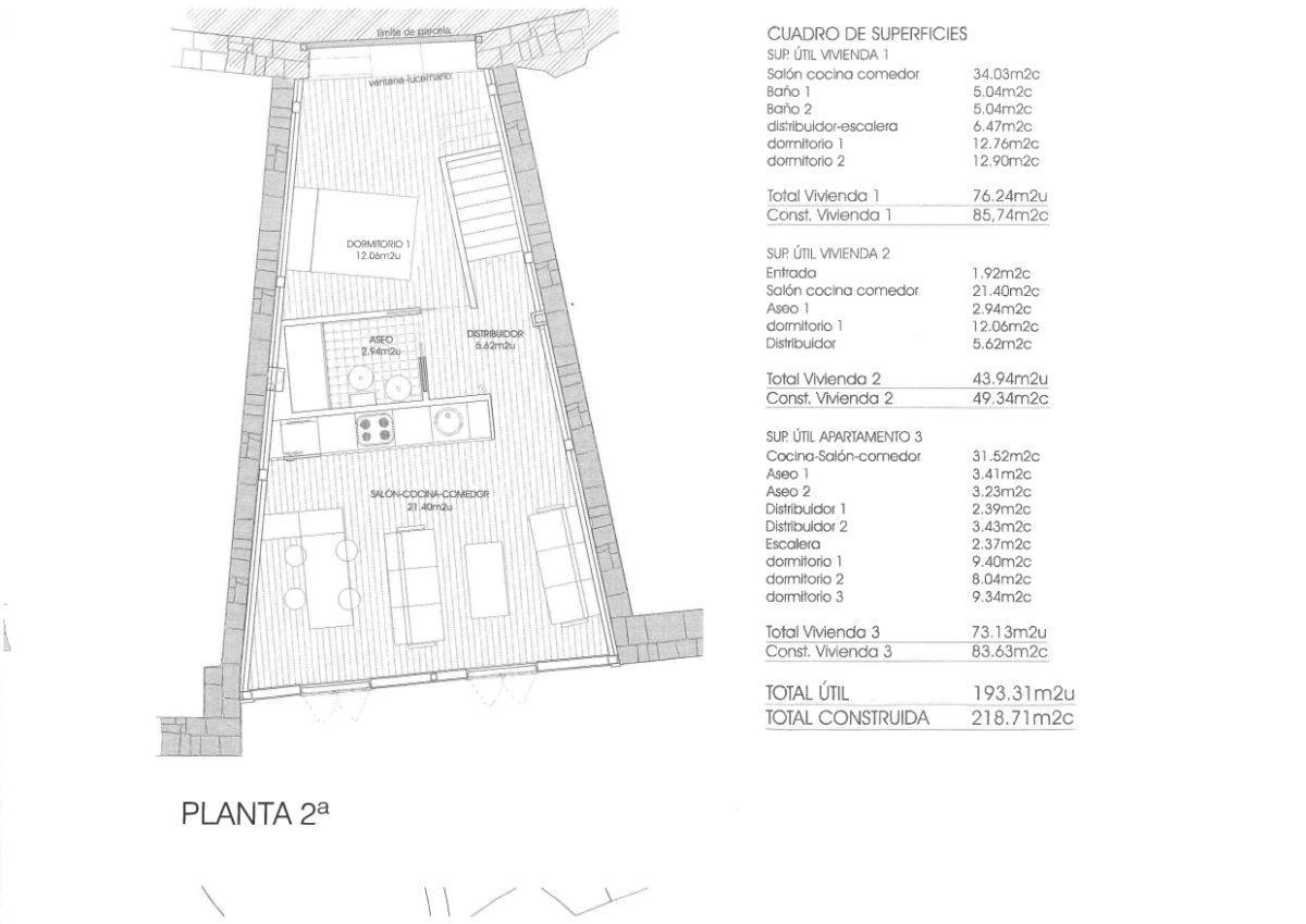 For sale of building in Cudillero Concejo