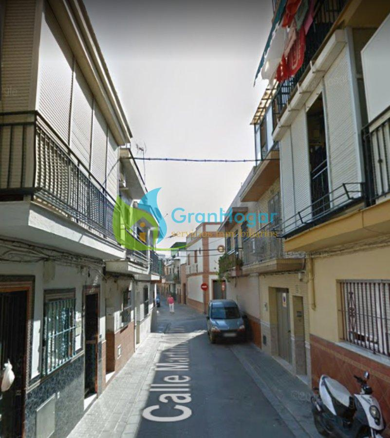 For sale of rural property in Sevilla