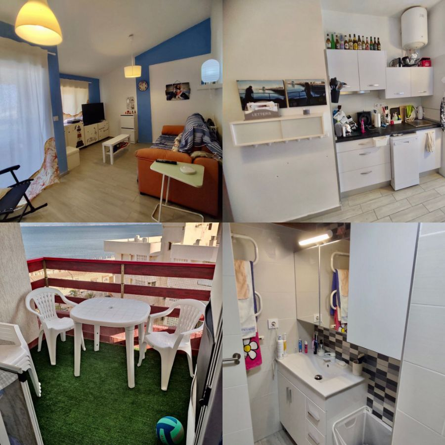 For sale of study in Cartagena