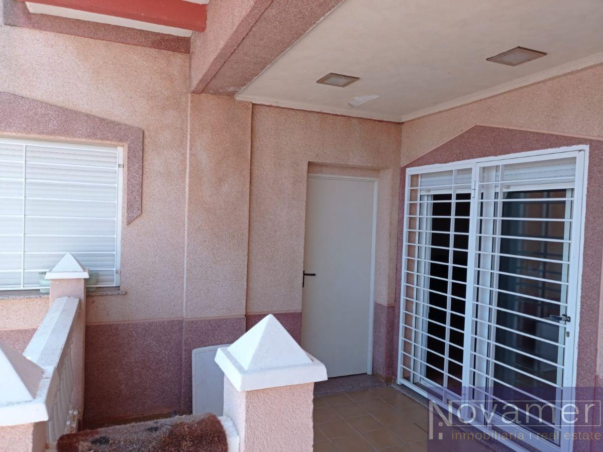 For sale of duplex in La unión