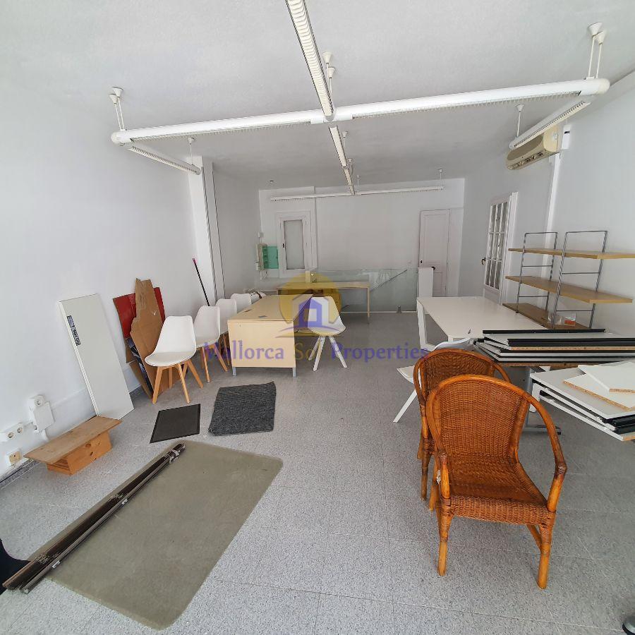 Alquiler de local comercial en Calvià