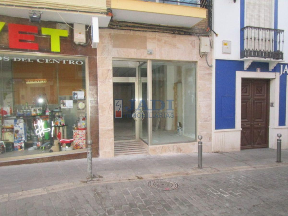 For rent of commercial in Valdepeñas
