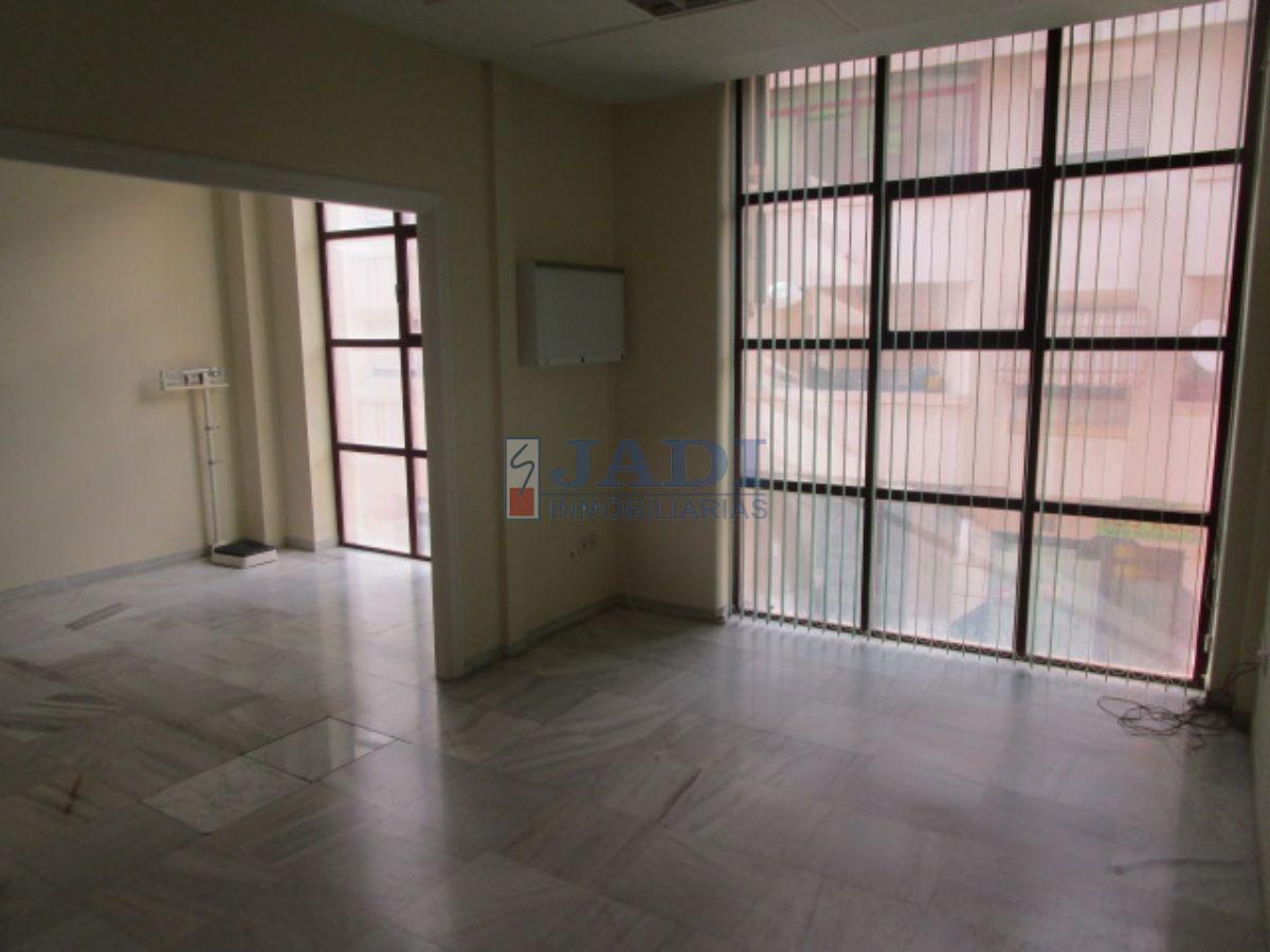 Alquiler de oficina en Valdepeñas