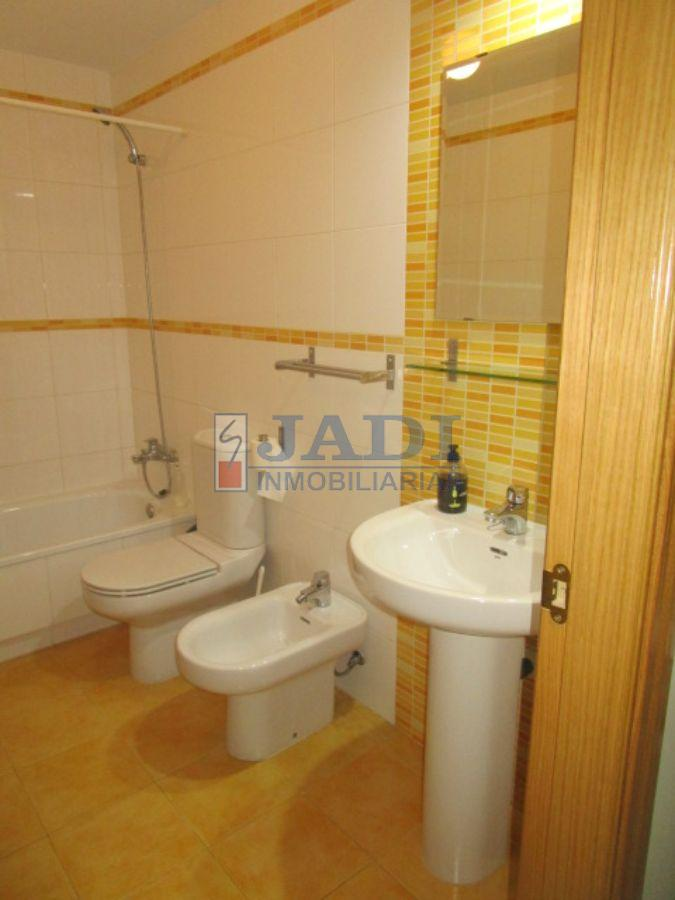 For rent of apartment in Valdepeñas