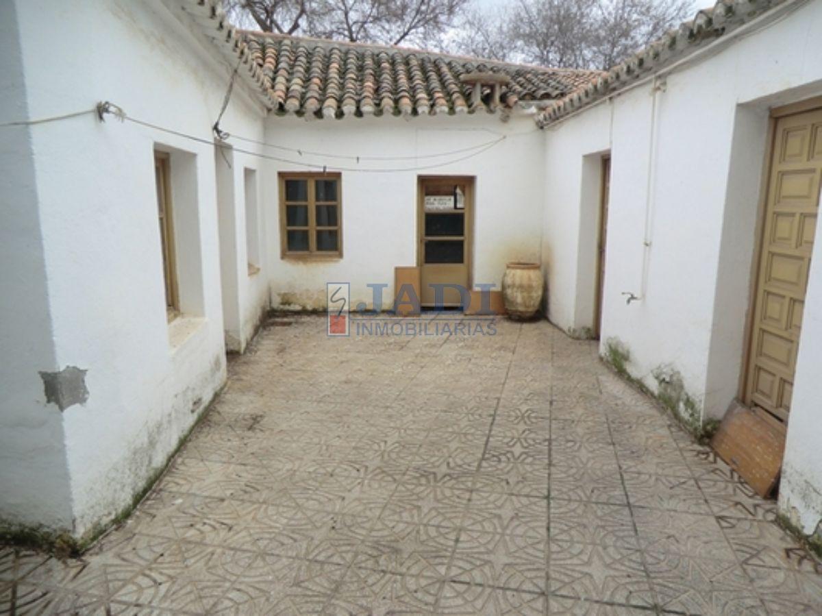 Venta de casa en Santa Cruz de Mudela