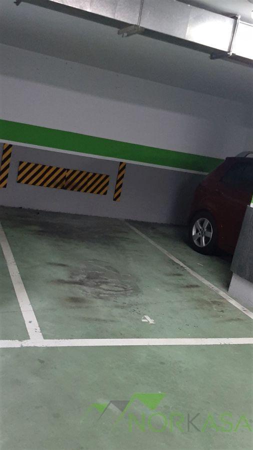 Alquiler de garaje en Oviedo