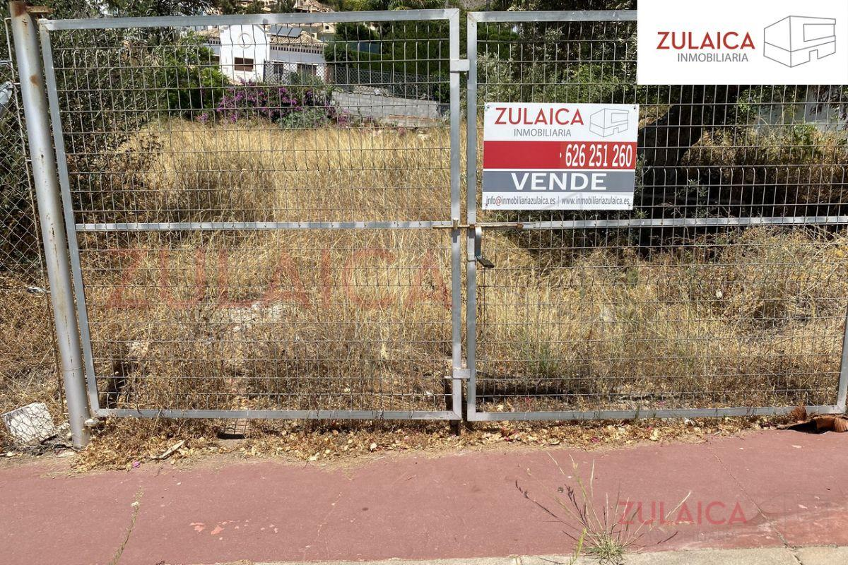For sale of land in Málaga