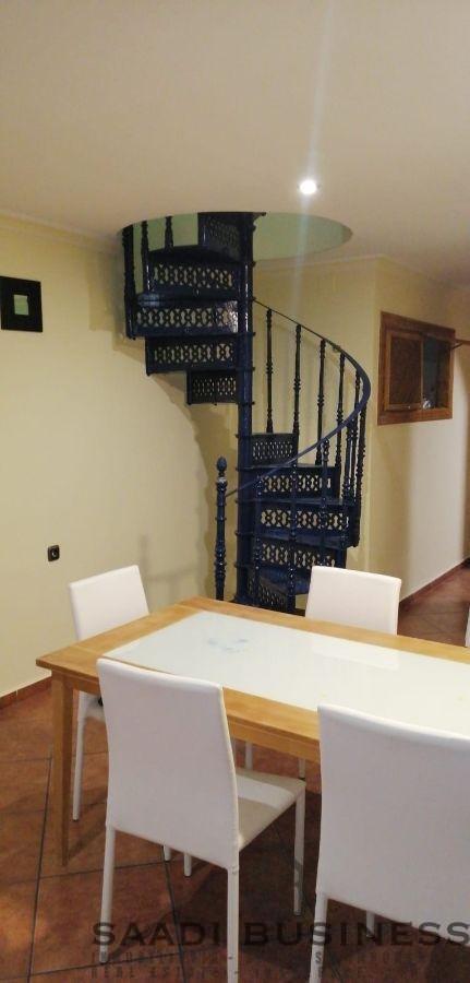 For rent of duplex in Málaga